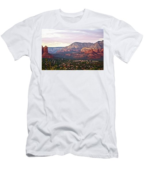 Sedona Evening Men's T-Shirt (Athletic Fit)