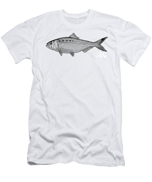 Shad Men's T-Shirt (Athletic Fit)