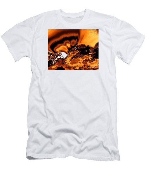Solar Flare Men's T-Shirt (Athletic Fit)