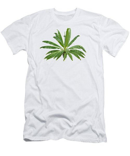 Strange Banana Tree Men's T-Shirt (Slim Fit) by Atiketta Sangasaeng