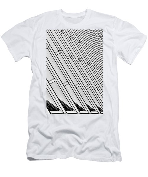 Structural Intrigue Men's T-Shirt (Athletic Fit)