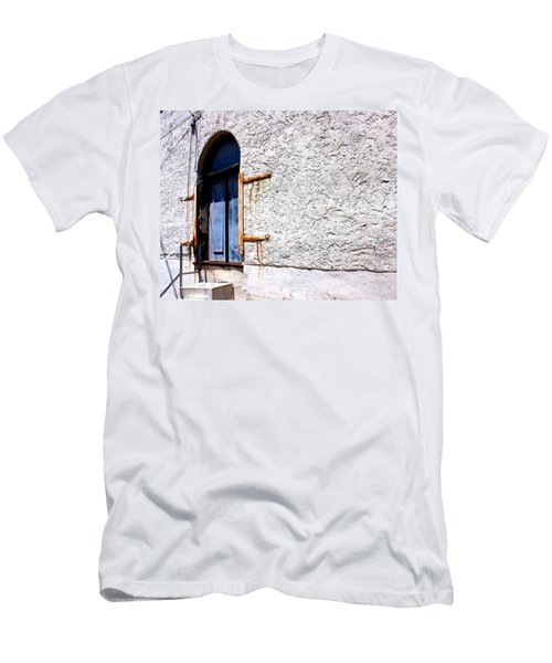 The Back Door Men's T-Shirt (Athletic Fit)