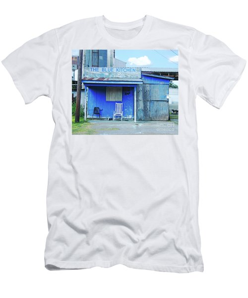 The Blue Kitchen Men's T-Shirt (Athletic Fit)