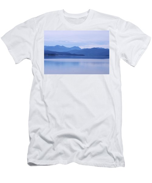 The Blue Shore Men's T-Shirt (Athletic Fit)