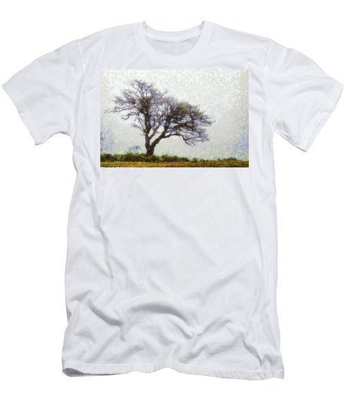 The Lonely Tree Men's T-Shirt (Athletic Fit)