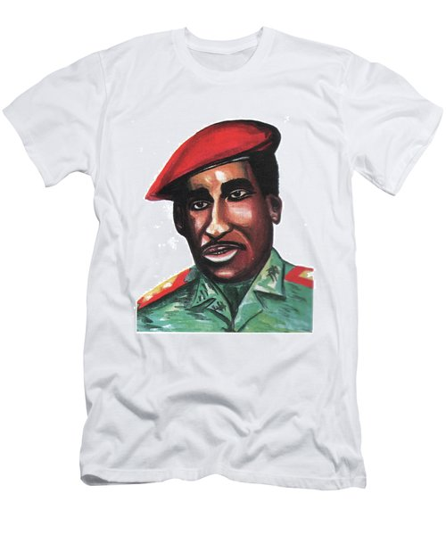 Thomas Sankara Men's T-Shirt (Athletic Fit)