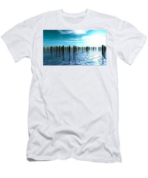 Tide Is Out... Men's T-Shirt (Athletic Fit)