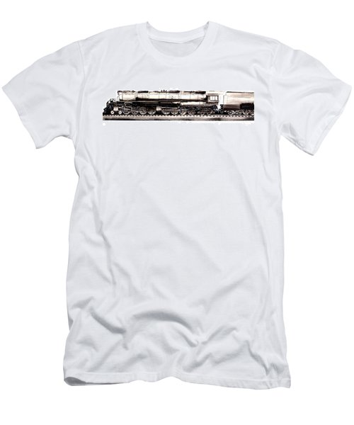 Union Pacific 4-8-8-4 Steam Engine Big Boy 4005 Men's T-Shirt (Athletic Fit)