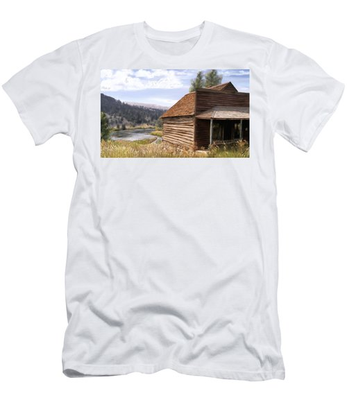 Vc Backyard Men's T-Shirt (Athletic Fit)