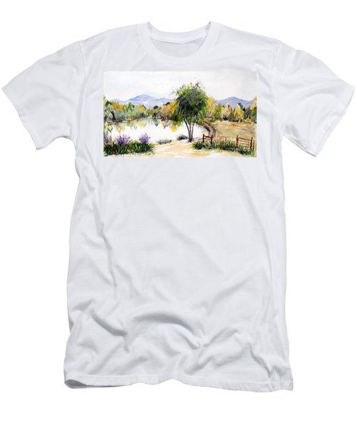 View Outside Reno Men's T-Shirt (Athletic Fit)