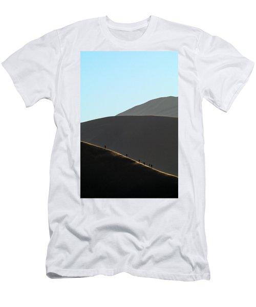 Walk The Edge Men's T-Shirt (Athletic Fit)