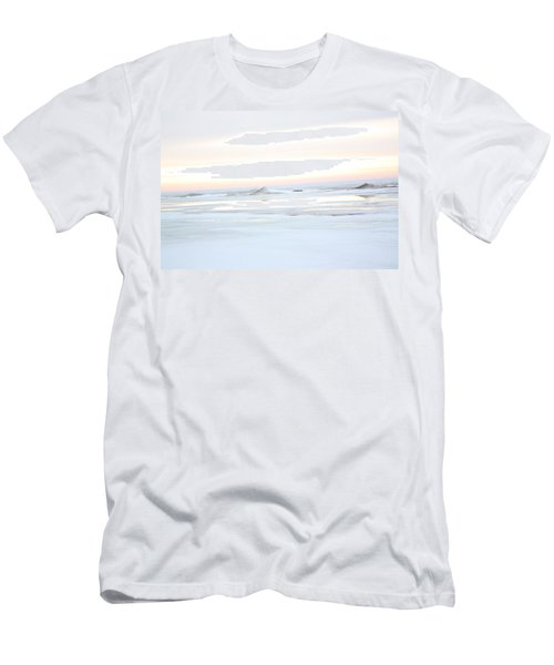Winters Bright Light Men's T-Shirt (Athletic Fit)