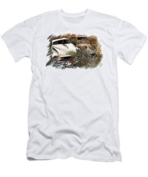 Wreck 3 Men's T-Shirt (Athletic Fit)