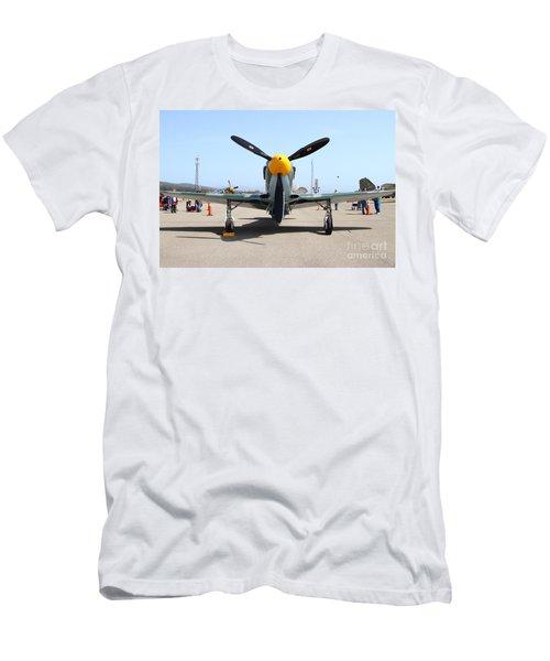 Yak 9u Airplane . 7d15805 Men's T-Shirt (Athletic Fit)