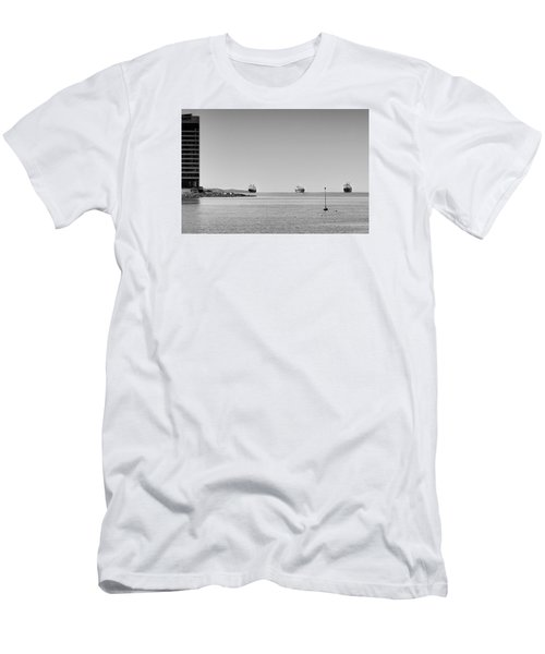 Bay  #2292 Men's T-Shirt (Athletic Fit)