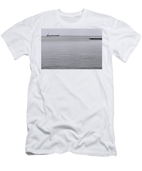 Bay  Men's T-Shirt (Athletic Fit)