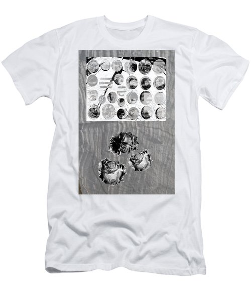 Influence On The Spiritual Atmosphere. Men's T-Shirt (Slim Fit) by Danica Radman