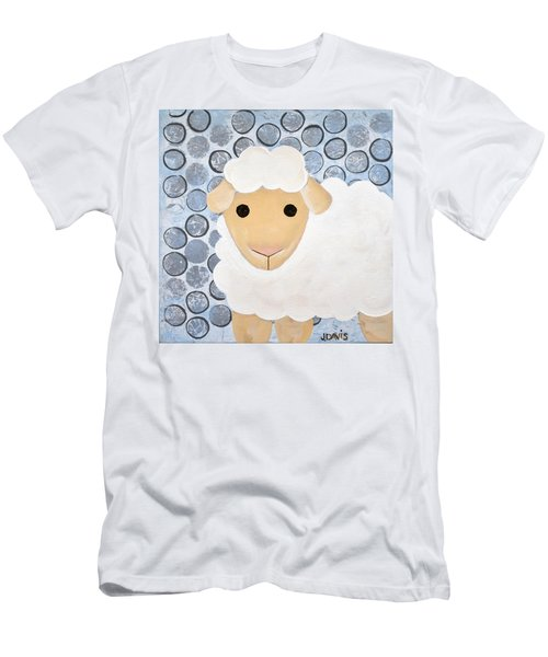 The Blessing Of The Lamb Men's T-Shirt (Athletic Fit)