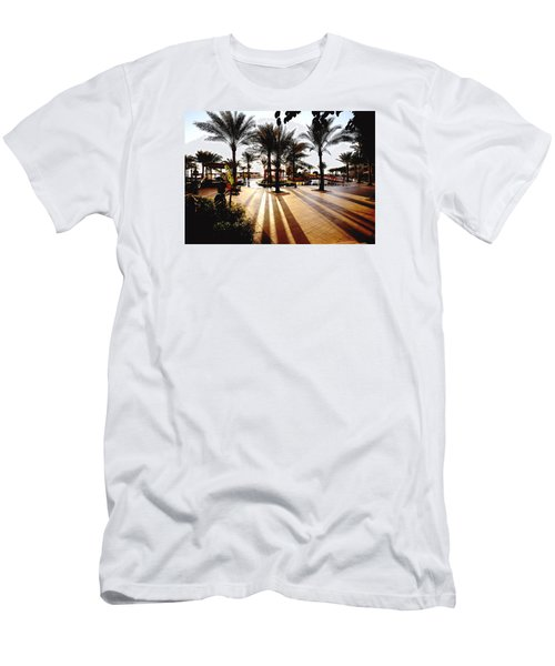 Silhouettes Men's T-Shirt (Slim Fit) by Marwan Khoury