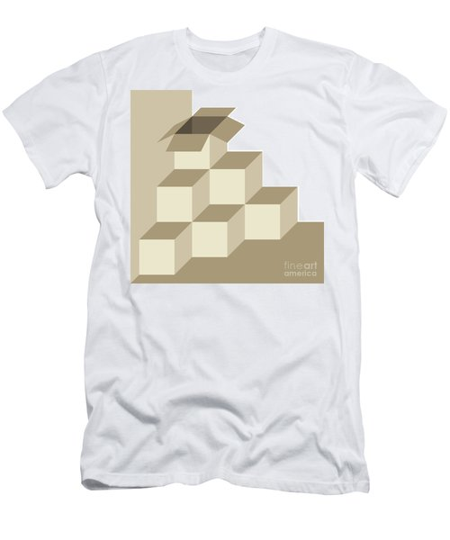 There Is Another Box Outside Of The Box Men's T-Shirt (Athletic Fit)