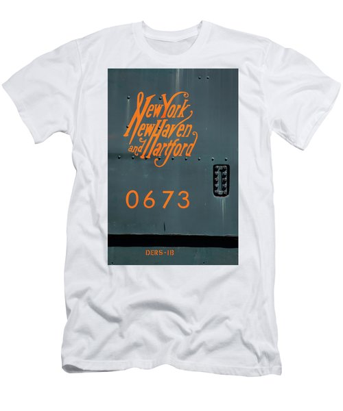 Men's T-Shirt (Slim Fit) featuring the photograph 0673 by Karol Livote