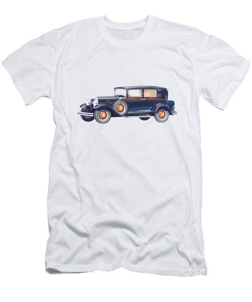 1929 Studebaker Commander Men's T-Shirt (Slim Fit) by John Haldane