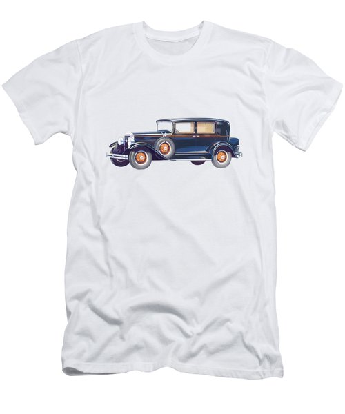 1929 Studebaker Commander Men's T-Shirt (Athletic Fit)