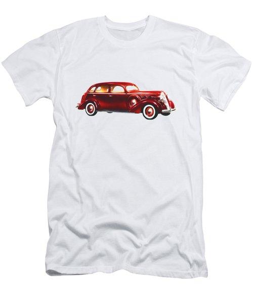 1937 Graham Supercharger Men's T-Shirt (Slim Fit) by John Haldane