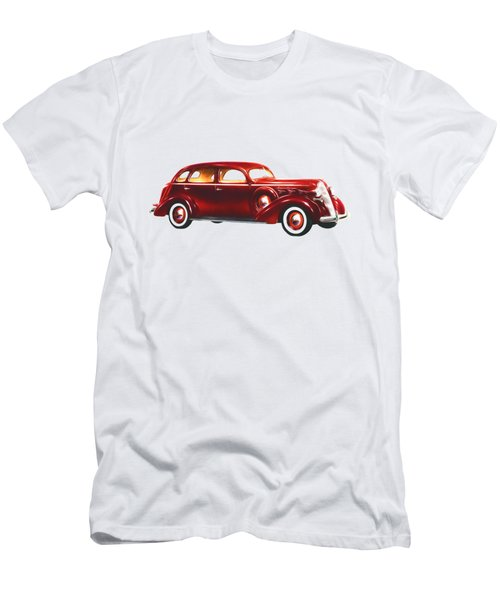 1937 Graham Supercharger Men's T-Shirt (Athletic Fit)