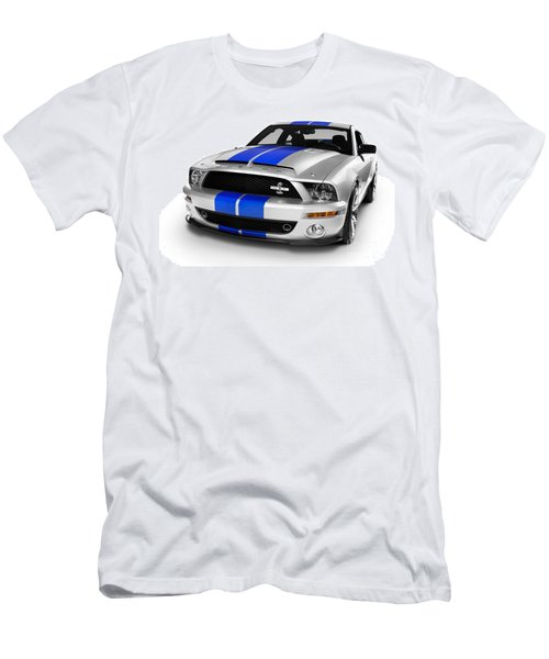 2008 Shelby Ford Gt500kr Men's T-Shirt (Athletic Fit)