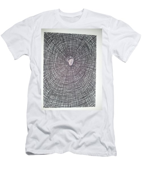 Abstraction 9 Men's T-Shirt (Athletic Fit)