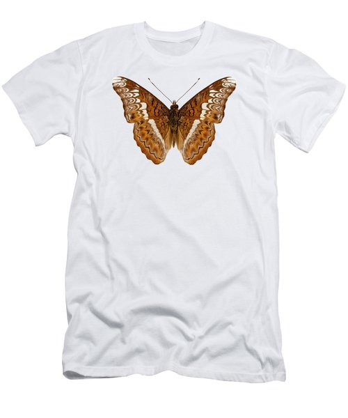 Admiral Limenites Butterfly Men's T-Shirt (Athletic Fit)