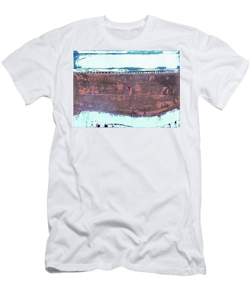 Art Print Abstract 81 Men's T-Shirt (Athletic Fit)