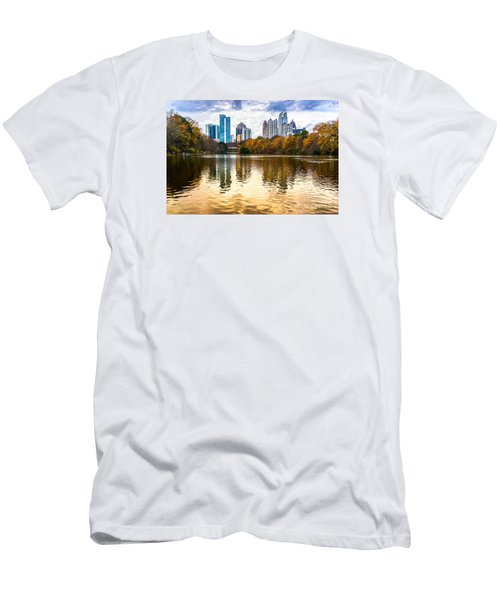 Atlanta - Usa Men's T-Shirt (Slim Fit) by Luciano Mortula