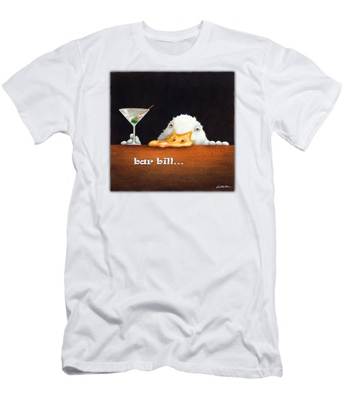 Bar Bill... Men's T-Shirt (Athletic Fit)