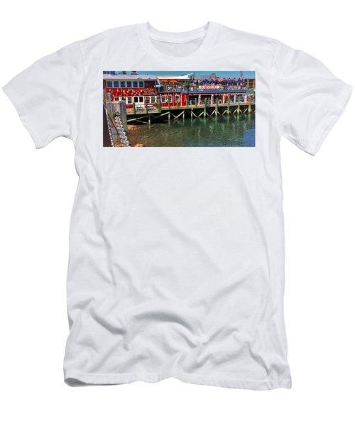 Bar Harbor Men's T-Shirt (Athletic Fit)