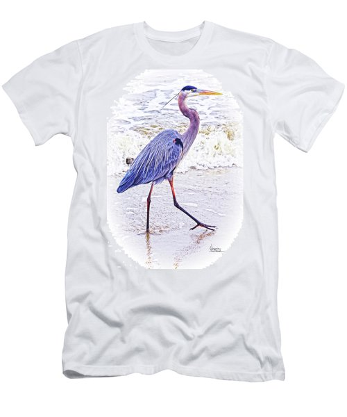 Beach Walker Men's T-Shirt (Athletic Fit)
