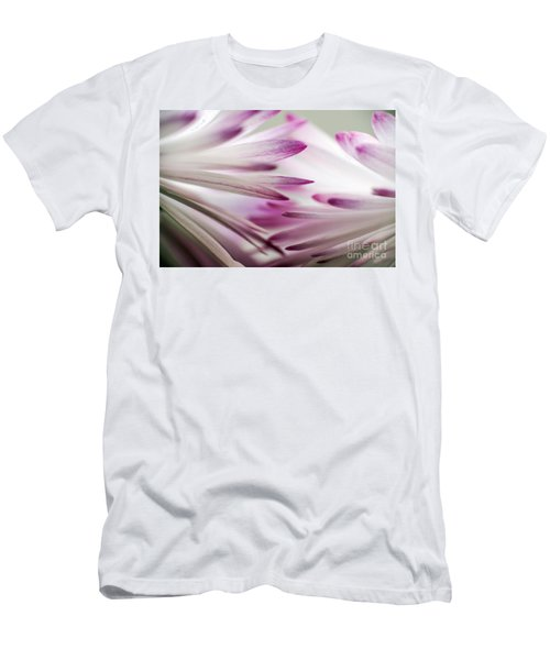 Beautiful Colorful Image About Daisy Flower Men's T-Shirt (Athletic Fit)