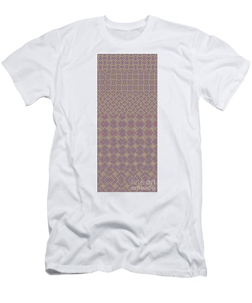 Bibi Khanum Ds Patterns No.6 Men's T-Shirt (Athletic Fit)