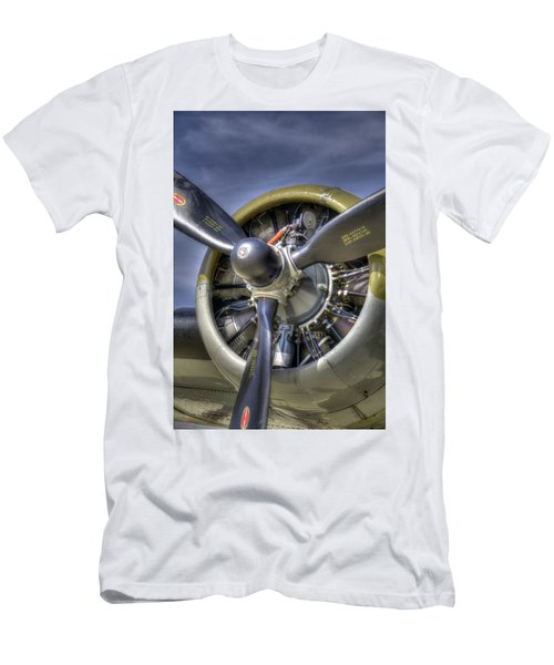 B-17 Men's T-Shirt (Athletic Fit)