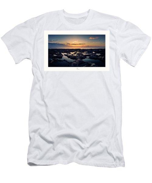 Blata Tal-melh - Salt Rock Men's T-Shirt (Athletic Fit)