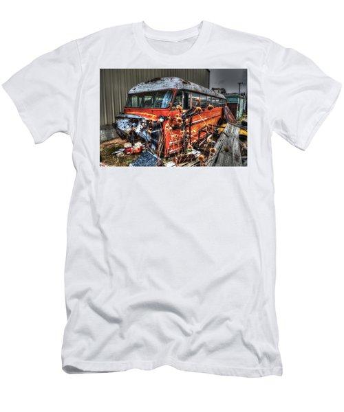 Bus Ride Men's T-Shirt (Athletic Fit)