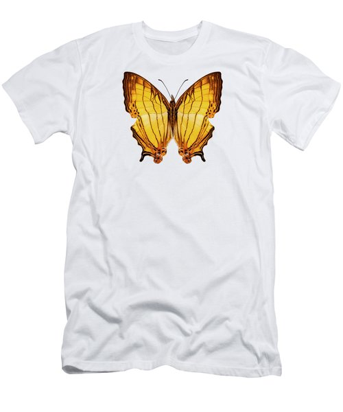 Butterfly Species Cyrestis Lutea  Men's T-Shirt (Athletic Fit)