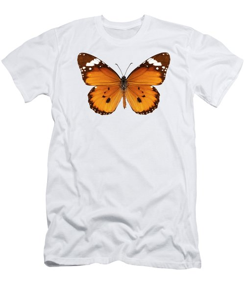 Butterfly Species Danaus Chrysippus  Men's T-Shirt (Athletic Fit)