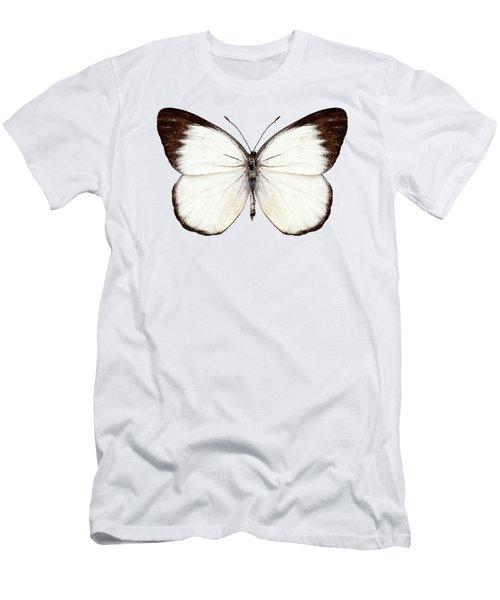 Butterfly Species Delias Belisama Men's T-Shirt (Athletic Fit)