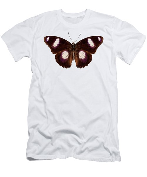 Butterfly Species Hypolimnas Misippus Male  Men's T-Shirt (Athletic Fit)