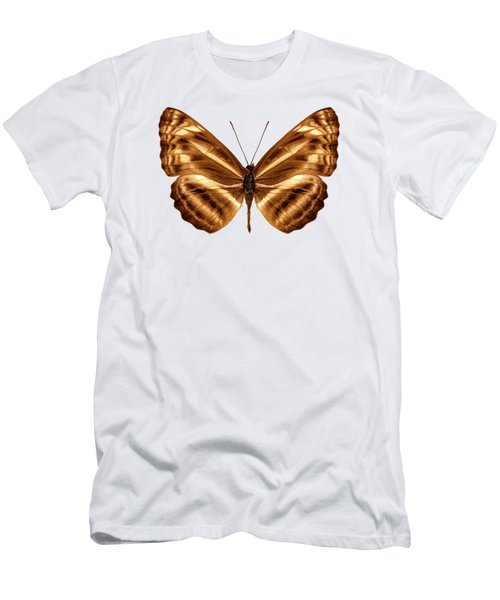 Butterfly Species Neptis Omeroda Omeroda  Men's T-Shirt (Athletic Fit)