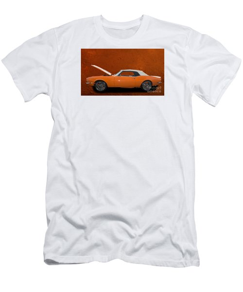 Camero Men's T-Shirt (Slim Fit) by Jim  Hatch