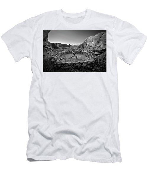 Canyonlands Kiva Men's T-Shirt (Athletic Fit)