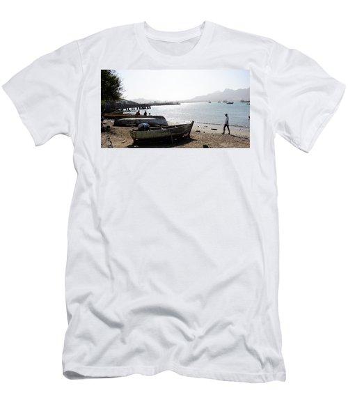Cape Verde Men's T-Shirt (Athletic Fit)
